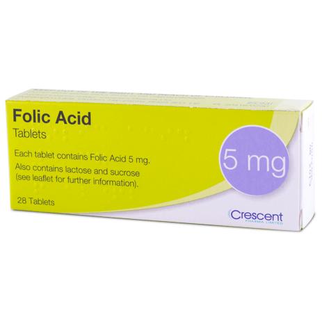 Folic-Acid-5mg