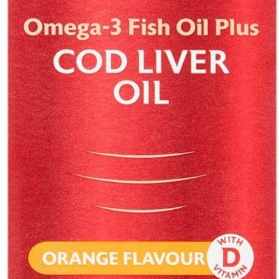 seven seas 3 fish oil plus OMEGA