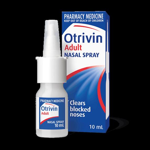 Otrivin Adult Nasal Spray