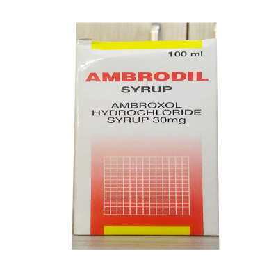 ambrodil syrup