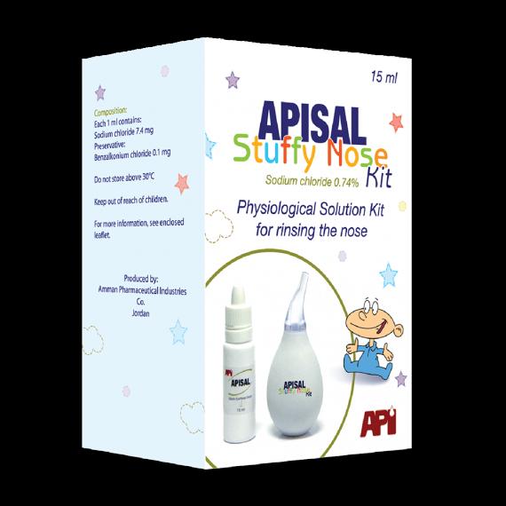 apisal stiffy nose kit