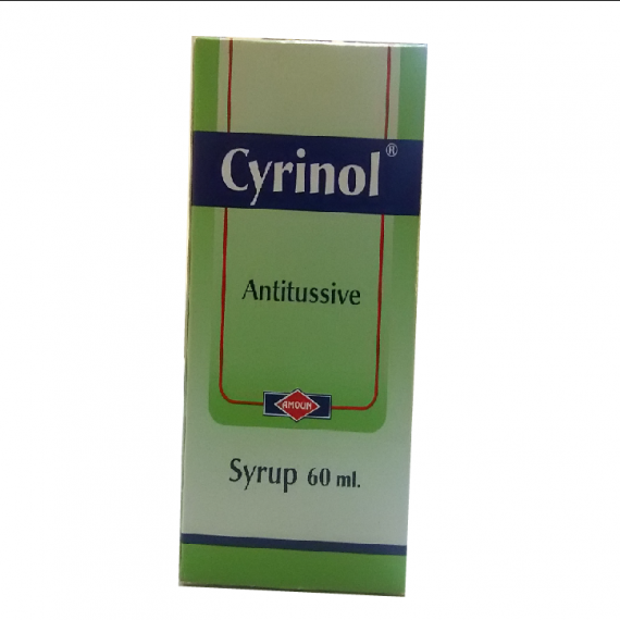 Cyrinol Antitussive