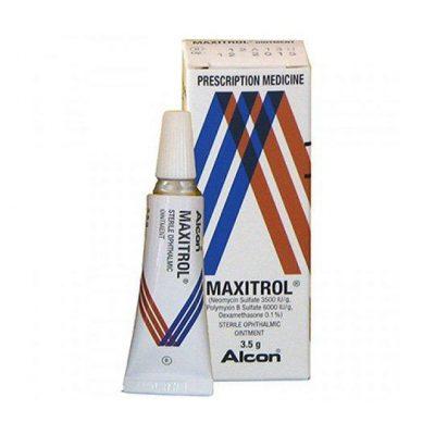 maxitrol-eye-ointment