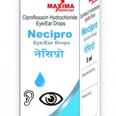 necipro eye/ear drop