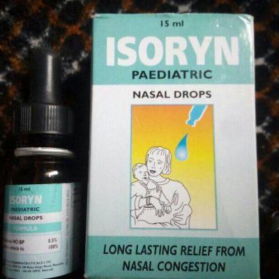 pediatric isoryn