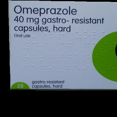 omeprazole 40mg