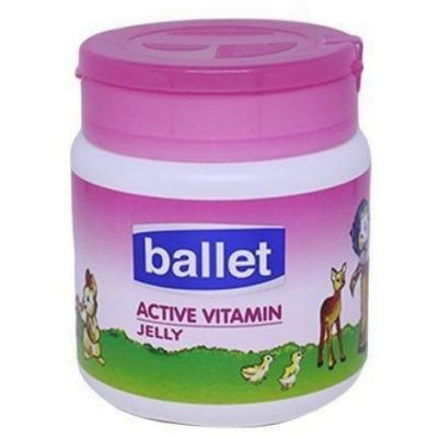 ballet baby active vitamin
