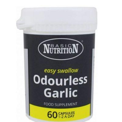 basic nutrition odourless Garlic
