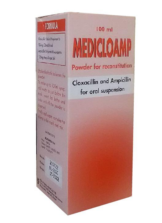 medicloamp