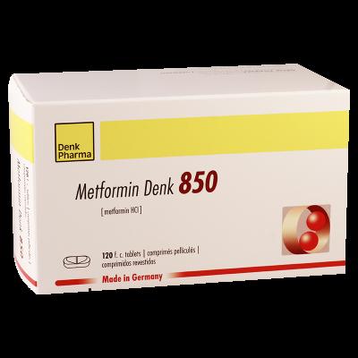 metformin denk 850