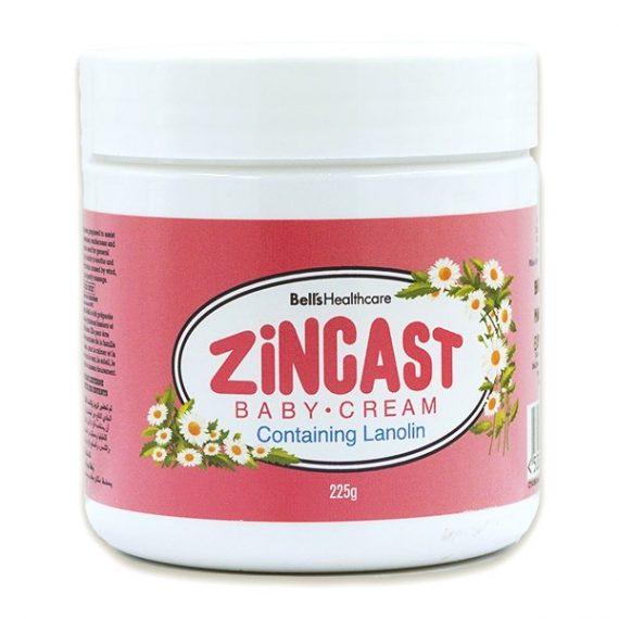 zincast baby cream
