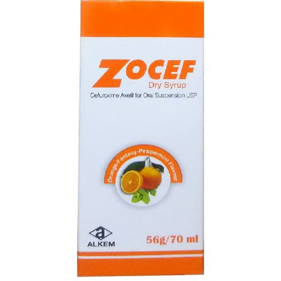 zocef dry syrup