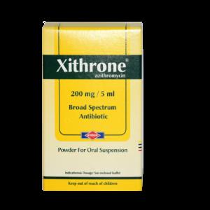 Xithrone-Suspension