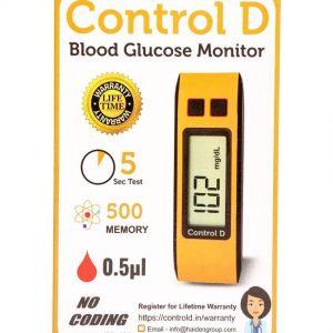 Control-D-Glucometer