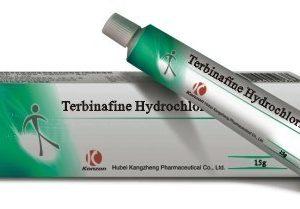 Terbinafine-hydrochloride-gel